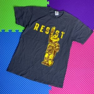Smoky The Bear Resist T Men's S